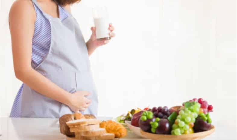 Pravilna prehrana u trudnoći