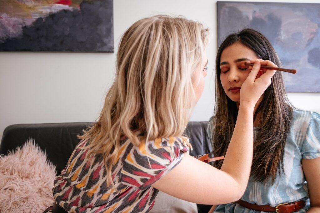 kako postati profesionalni šminker