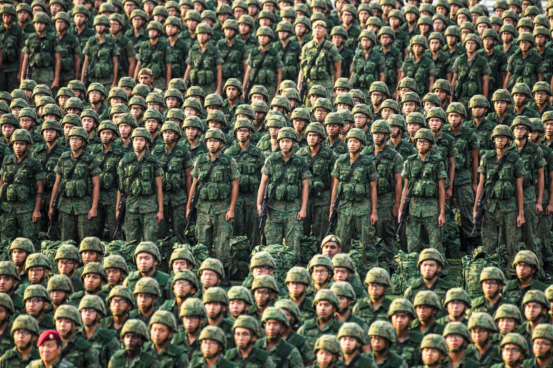 sta znaci sanjati vojsku