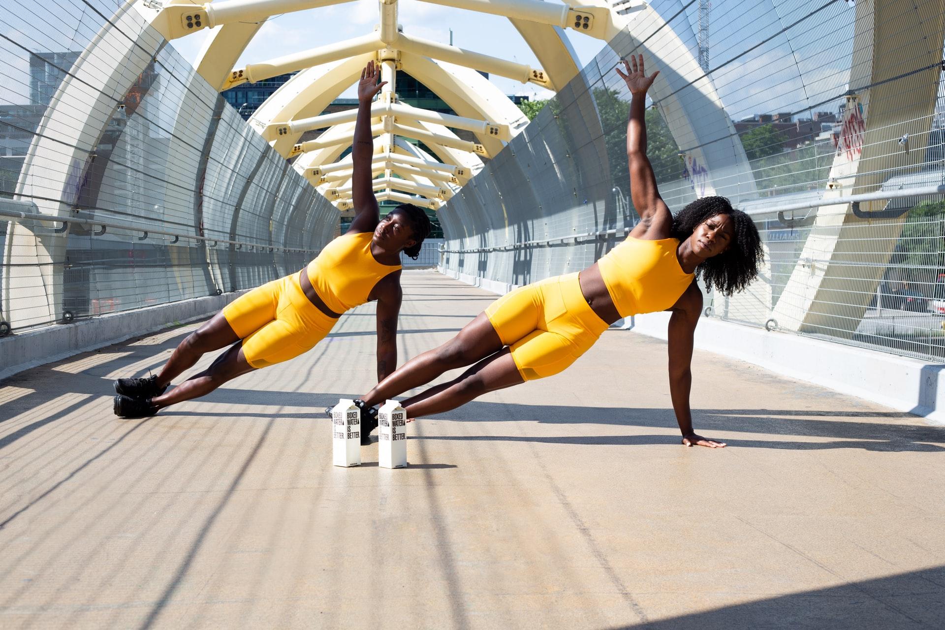 Vježbe za noge / TOP 6 + video