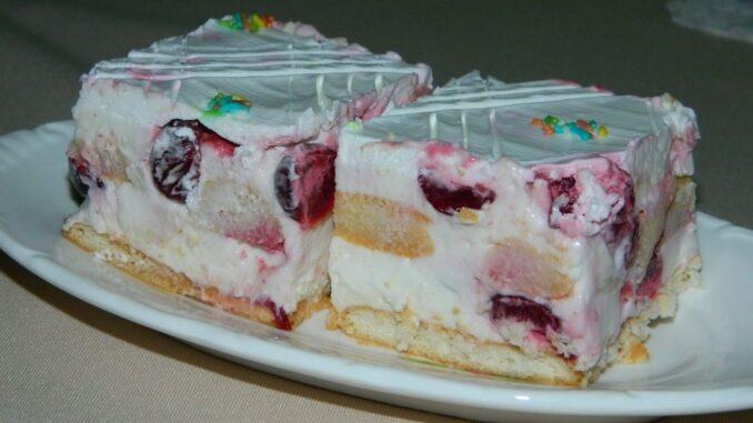 ledeni kolac recept